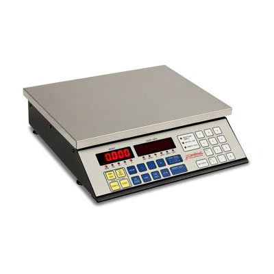 "Detecto 2240-20 Digital Counting Scale w/ 20-lb Capacity, LED Display, 14.5"" x 8.25"" Platform, 115v"