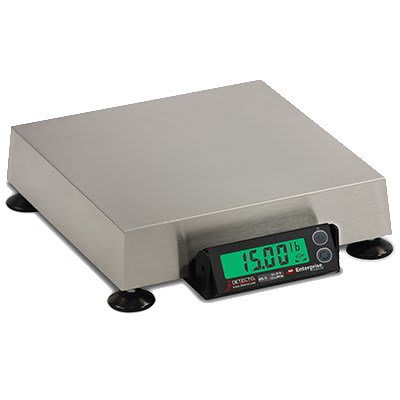 Detecto APS15 15-lb Point-of-Sale Logistics Scale, LCD