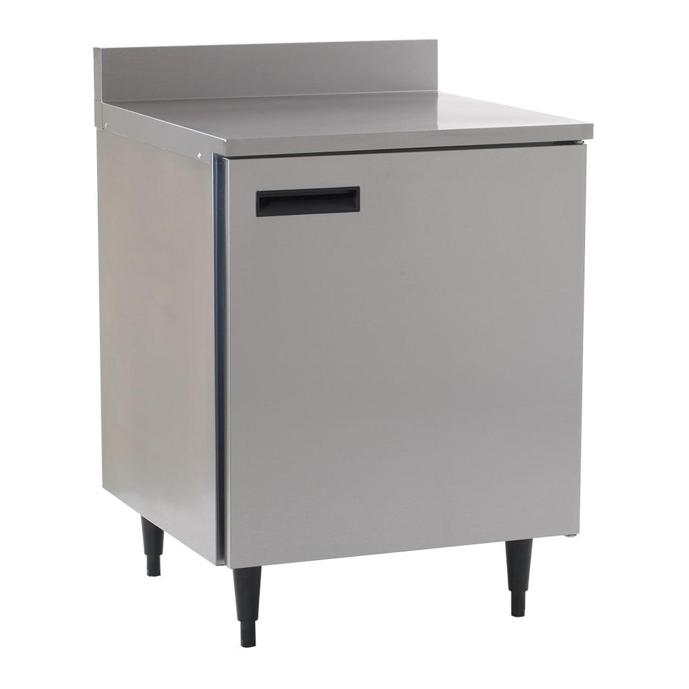 Delfield 403 5.7 cu ft Worktop Freezer w/ (1) Section & (1) Door, 115v