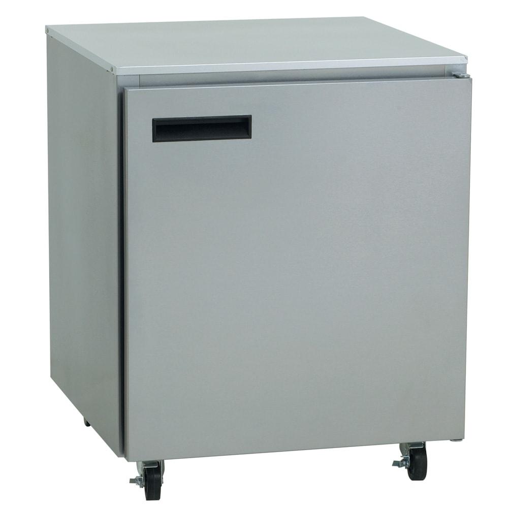 Delfield 407P 5.7-cu ft Undercounter Freezer w/ (1) Section & (1) Door, 115v