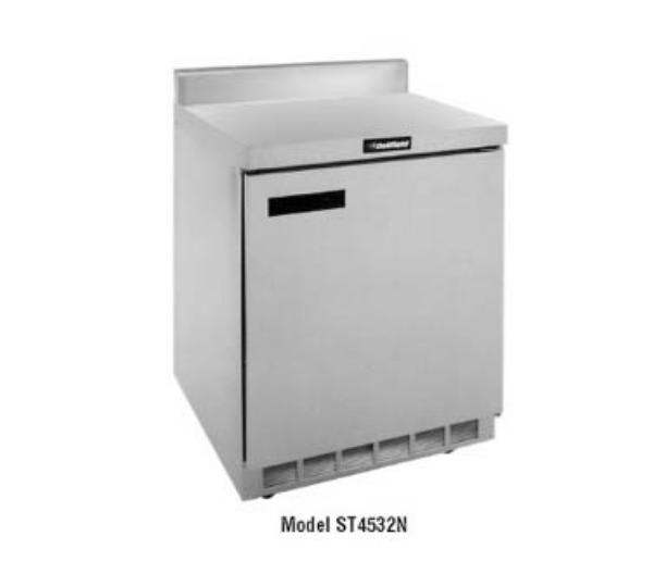 Delfield 4532n 8 8 Cu Ft Worktop Freezer W 1 Section