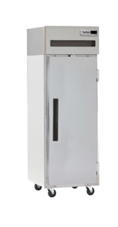 """Delfield 6125XL-S 25.5"""" Single Section Reach-In Freezer, (1) Solid Door, 115v"""