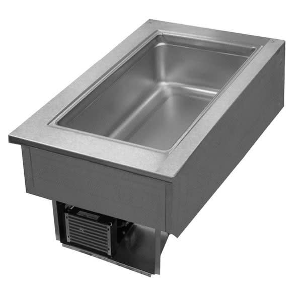 """Delfield 8118-EF 26"""" Drop-In Refrigerator w/ (1) Pan Capacity - Cold Wall Cooled, 115v"""
