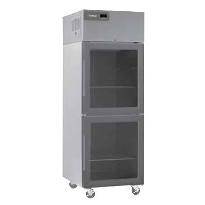 Delfield CSH1-G Full Height Mobile Heated Cabinet w/ (3) Pan Capacity, 208-240v/1ph