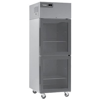Delfield CSHPT2-GH Full Height Mobile Heated Cabinet w/ (6) Pan Capacity, 208-240v/1ph
