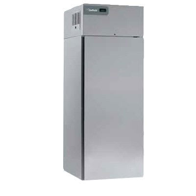 "Delfield CSHRT2-S 66"" Two Section Roll-Thru Heated Cabinet w/ Full Solid Doors, 208-240v/1ph"
