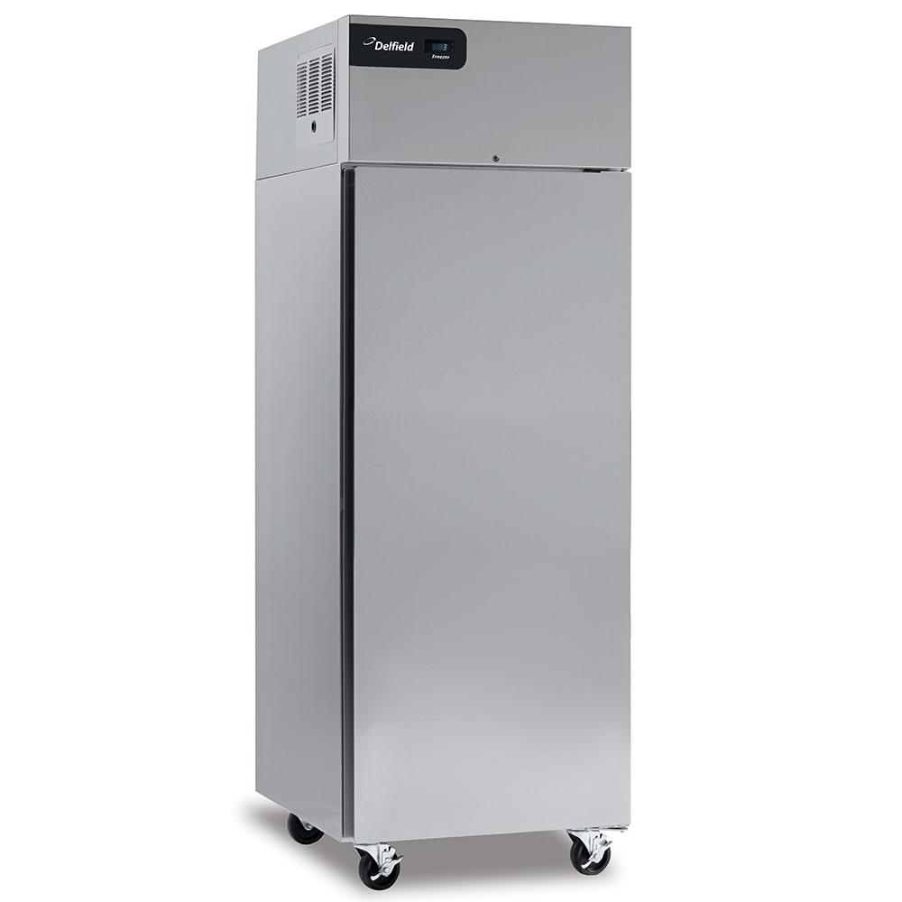 "Delfield CSR1P-S 27"" Single Section Reach-In Refrigerator, (1) Solid Door, 115v"
