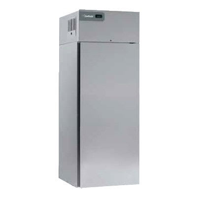 """Delfield CSRRI2P-S 66"""" Two Section Roll-In Refrigerator, (2) Solid Doors, 115v"""