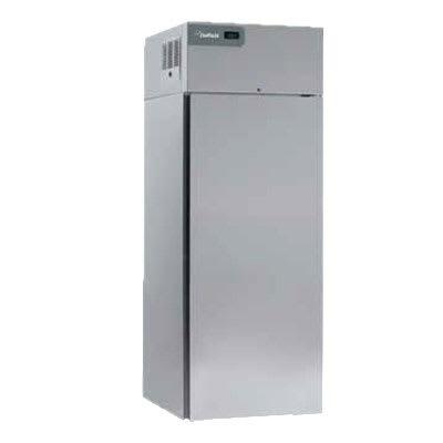 """Delfield CSRRT1P-S 34"""" Single Section Roll-Thru Refrigerator, (1) Solid Door, 115v"""