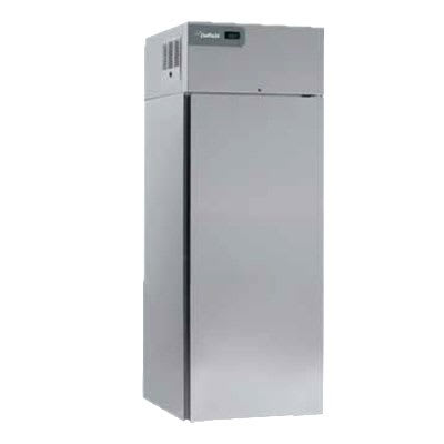"Delfield CSRRT2P-S 66"" Two Section Roll-Thru Refrigerator, (2) Solid Door, 115v"