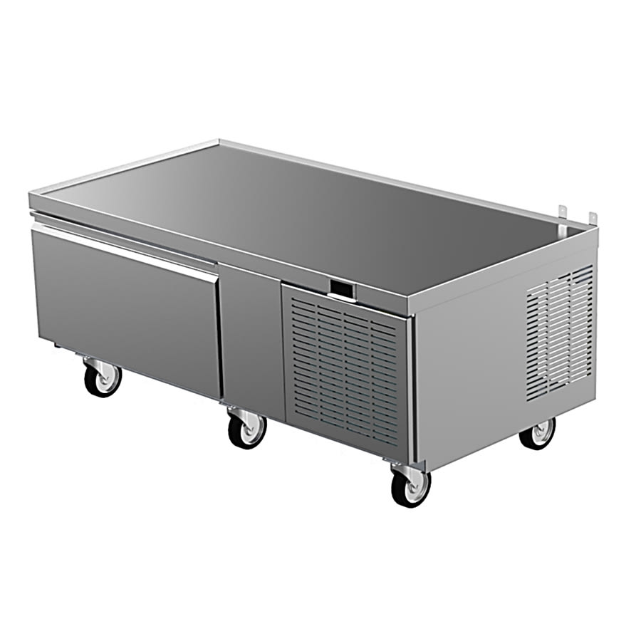 "Delfield F2660CP 60"" Chef Base w/ (1) Drawer - 115v"