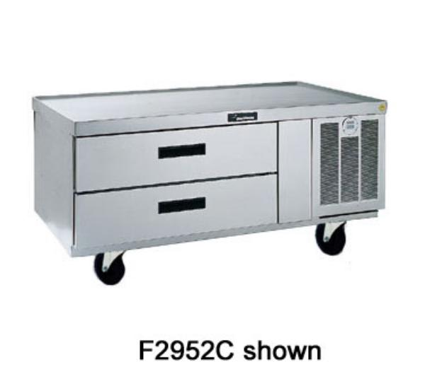 "Delfield F2975C 75"" Chef Base w/ (4) Drawers - 115v"