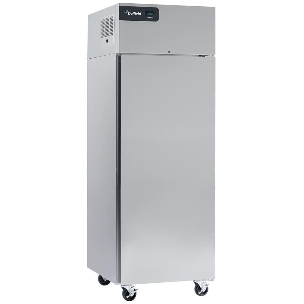 """Delfield GCF1P-S 27.4"""" One Section Reach-In Freezer, (1) Solid Door, 115v"""