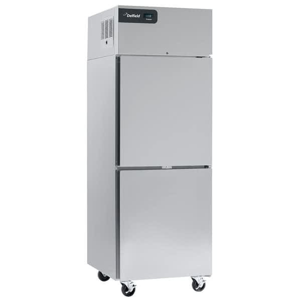 "Delfield GCF1P-SH 27.4"" One Section Reach-In Freezer, (2) Solid Doors, 115v"