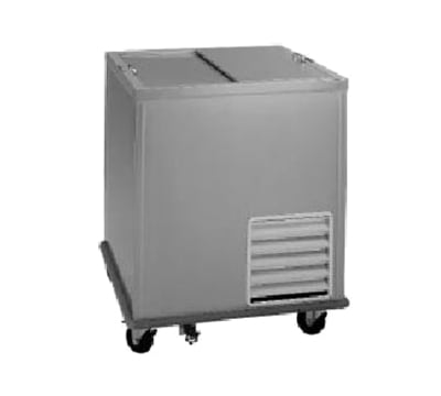 Delfield N-1530 Milk Cooler w/ Top Access - (744) Half Pint Carton Capacity, 115v