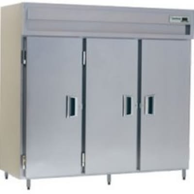 """Delfield SAF3-S 83"""" Three Section Reach-In Freezer, (3) Solid Doors, 115v"""