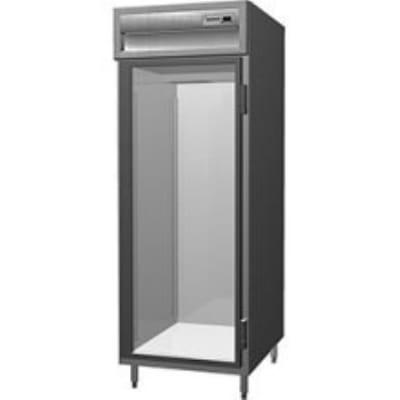 "Delfield SARPT1-GS 29"" Single Section Pass-Thru Refrigerator, (1) Glass Door, 115v"