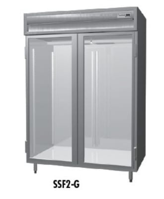 Delfield Smf2 G 56 Quot Two Section Reach In Freezer 2