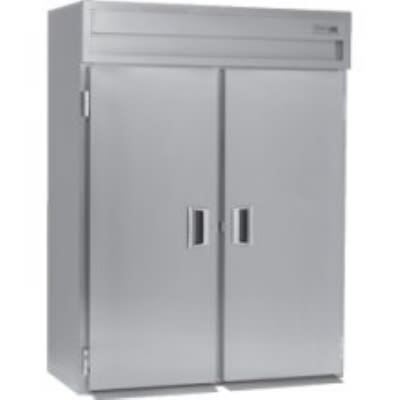 """Delfield SMF2S-S 56"""" Two Section Reach-In Freezer, (2) Solid Doors, 115v"""