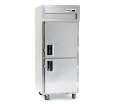 Delfield SSH1-S 1-Section Hot Food Cabinet w/ Full Solid Door, 24.96-cu ft, Stainless