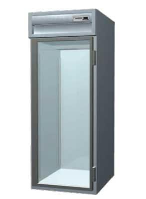Delfield SSHRI1-G 1-Section Roll-In Hot Food Cabinet w/ Full Glass Door, 36.15-cu ft