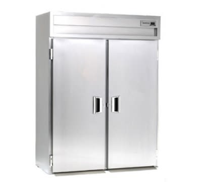 Delfield SSHRI2-S 2-Section Roll-In Hot Food Cabinet w/ Full Solid Door, 74.72-cu ft