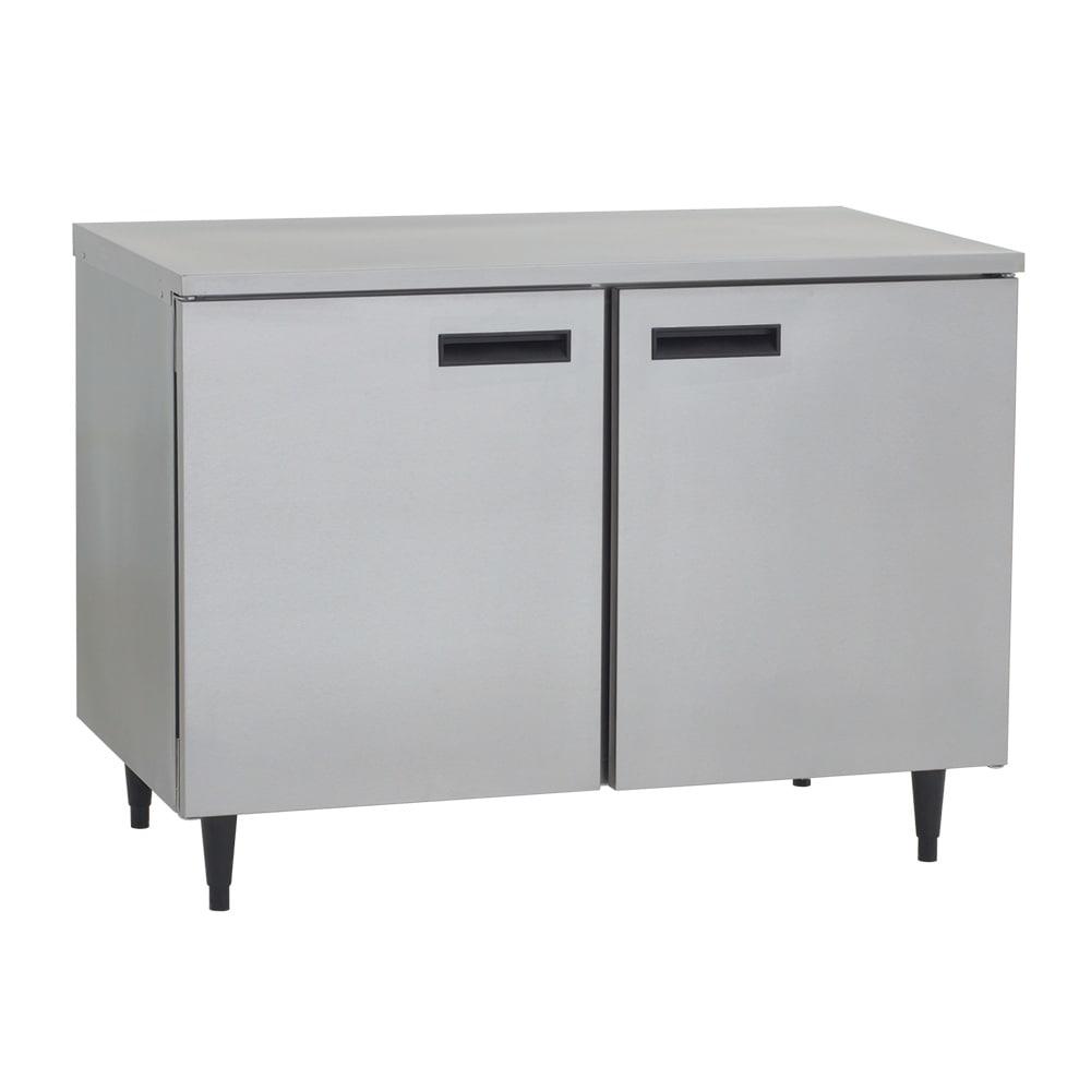Delfield UC4048P 11.4 cu ft Undercounter Refrigerator w/ (2) Sections & (2) Doors, 115v