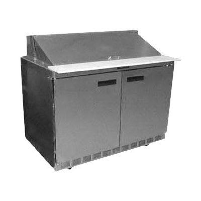 "Delfield UC4472N-18M 72"" Sandwich/Salad Prep Table w/ Refrigerated Base, 115v"