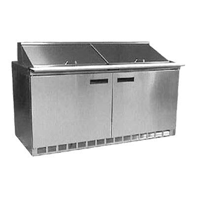 "Delfield UC4472N-24M 72"" Sandwich/Salad Prep Table w/ Refrigerated Base, 115v"