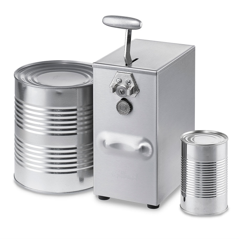 Edlund 203/230V 2 Speed Can Opener, 75 Cans Per Day, 230v/1ph