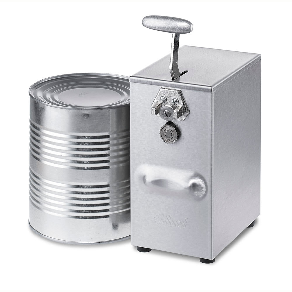 Edlund 266/230V Electric 1 Speed Can Opener, 75 Cans Per Day, 230v/1ph