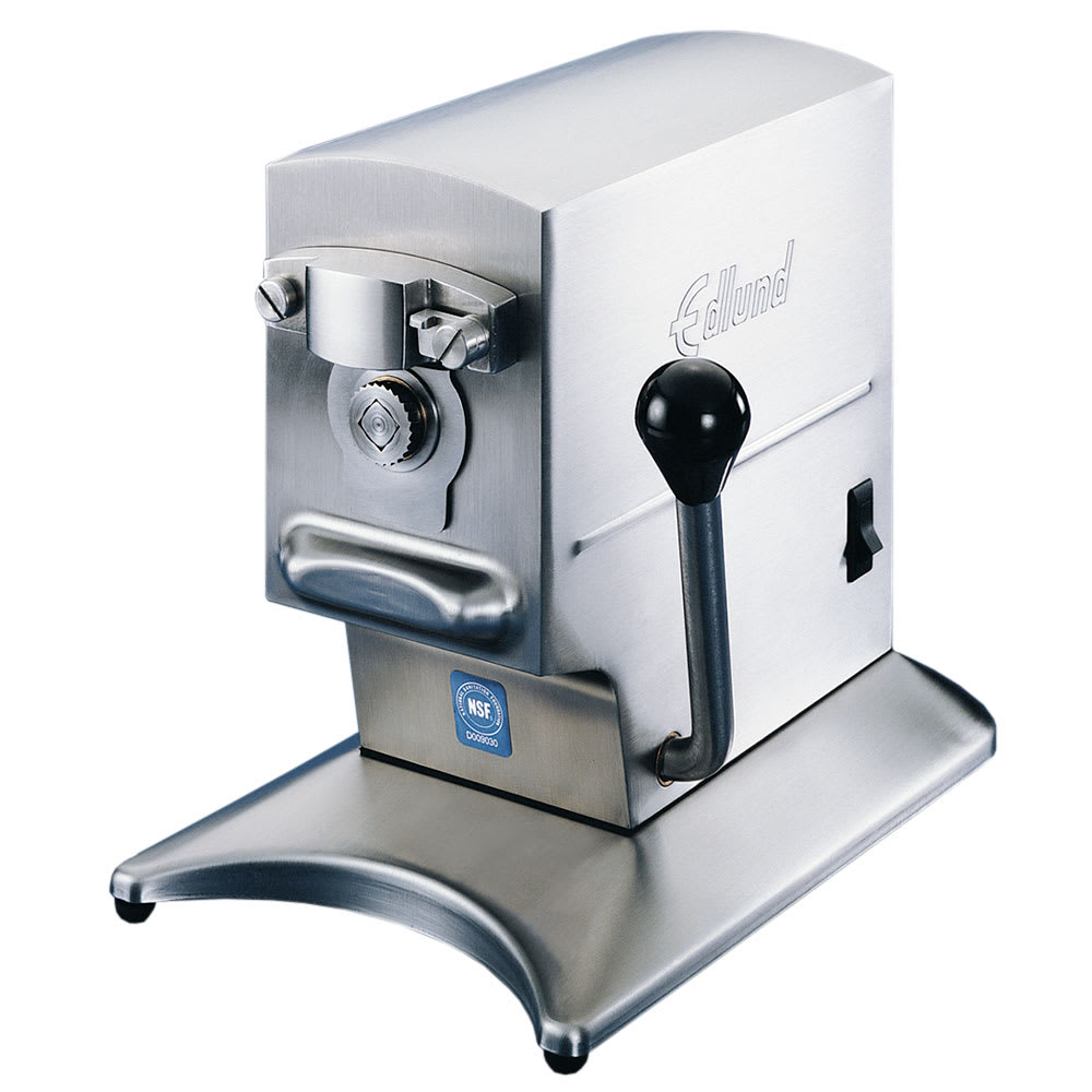 Edlund 270/230V Heavy Volume 2 Speed Can Opener, 200 Cans Per Day, 230v/1ph