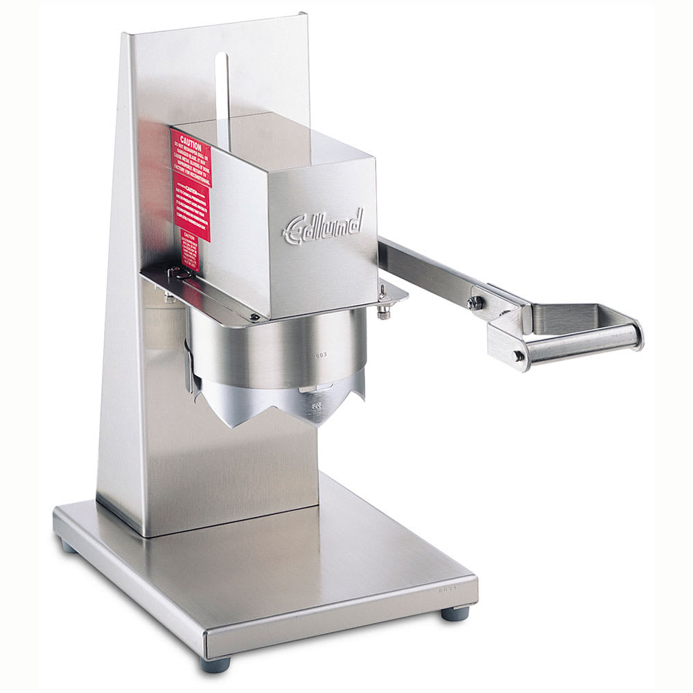 Edlund 700 S/S Manual Can Opener - Crown Punch, 200-Cans/Day