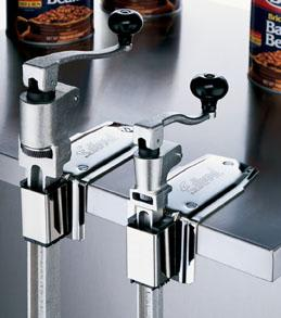 Edlund A930SP Plated Steel Base with Insert for #1 Can Opener