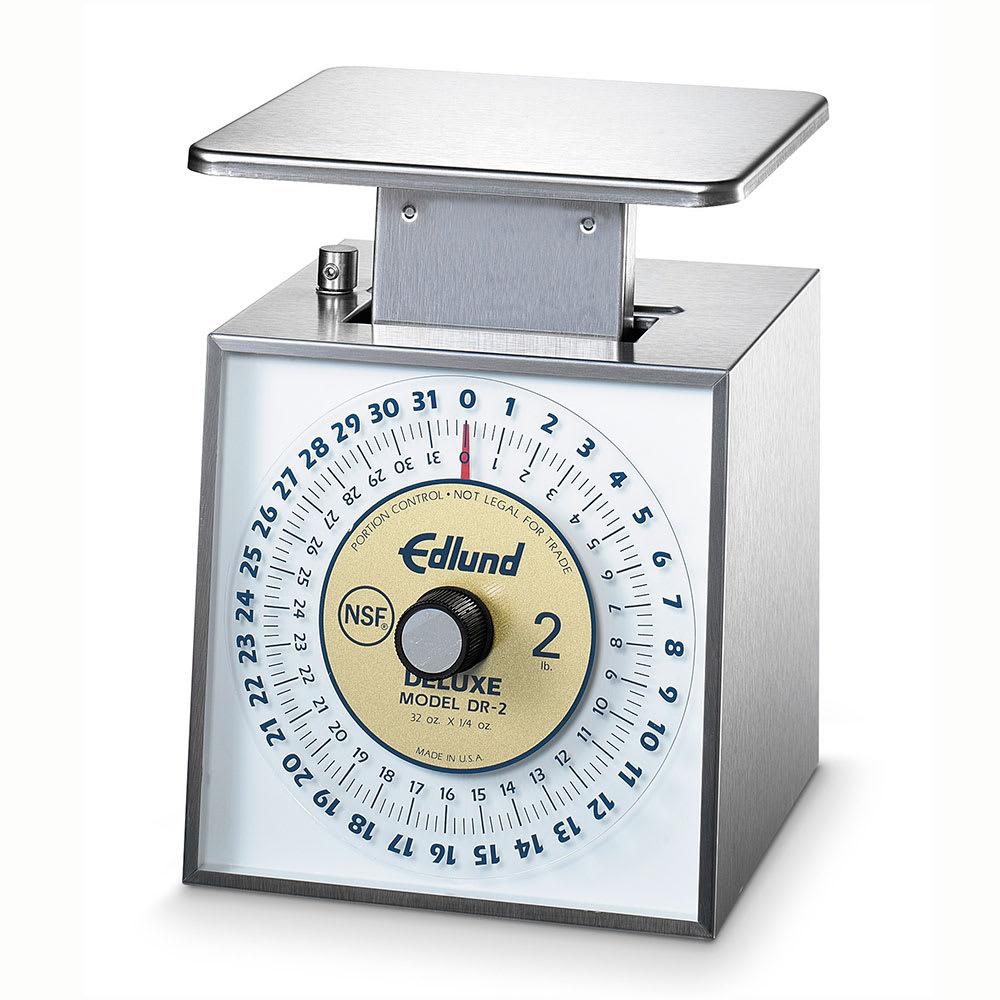 Edlund DR-1 Deluxe Scale Portion, Dial Type, 16 oz x 1/8 oz, Air Dashpot