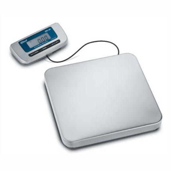Edlund ERS-60 Digital Receiving Scale - 60lbs x .25 oz, LCD