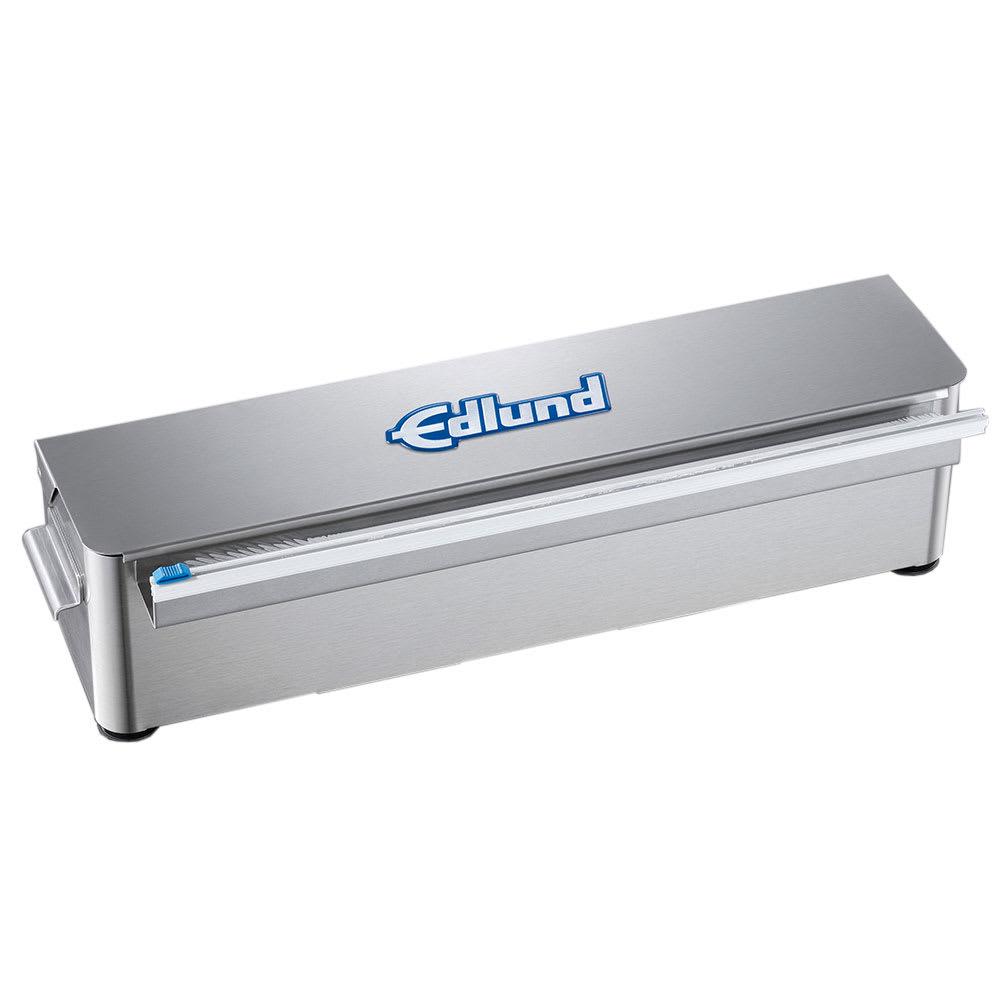 "Edlund FFD-18 Foil Film Dispenser w/ 12"" or 18""W Rolls, Stainless"