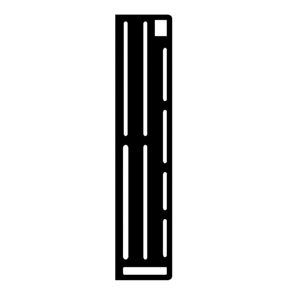 Edlund I013N Knife Pack Insert, For KR-98, KR-99, & KR-100