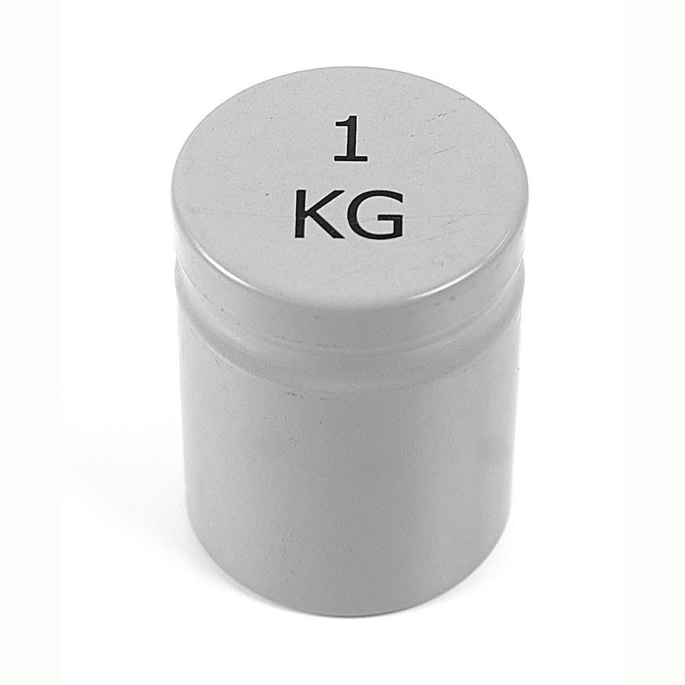 Edlund W0942M Weight 1 kg For Bakers Dough Scales