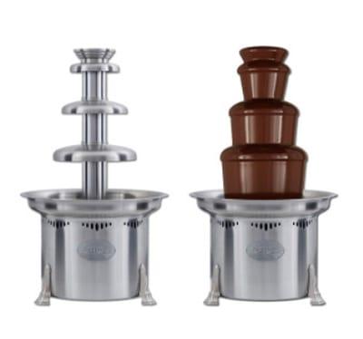 "Sephra CF23R2 23"" 3 Tier Chocolate Fountain w/ 7 lb Capacity"