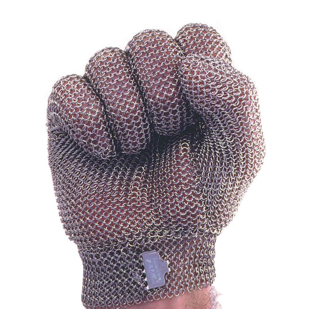 Victorinox - Swiss Army 81702 7 Guage All Steel Mesh Glove, Small