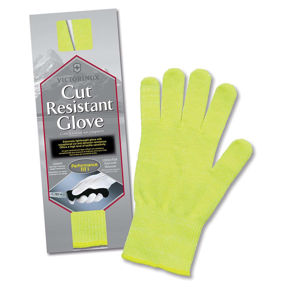Victorinox - Swiss Army 86300.Y PerformanceFit 1 Gloves, Yellow