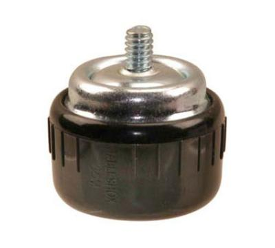 "Franklin Machine 121-1149 Table Shox Self-Adjusting Glides, 1-1/2"" Base Diameter"