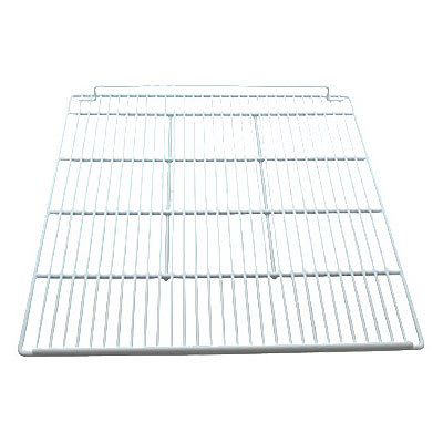 "Franklin Machine 124-1470 Epoxy-Coated Wire Shelf for Turbo Air TSR Series Refrigerators, 22"" x 23.5"", White"