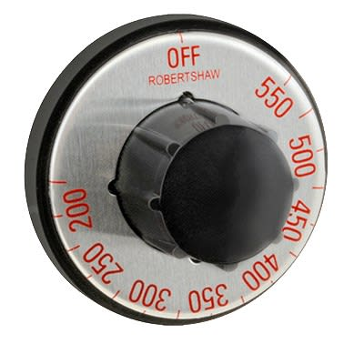 Franklin Machine 130-1062 Electric Thermostat Dial w/ 175° to 550°F Range for APW Wyott Toasters