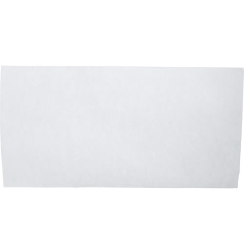 "Franklin Machine 133-1220 Rectangle Type Fryer Oil Filter Paper for Anets 14"" Built-In Filters"