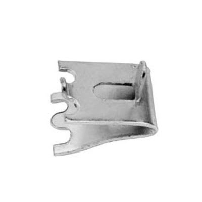 Franklin Machine 135-1241 Pilaster Clip for Refrigerators & Freezers, Stainless