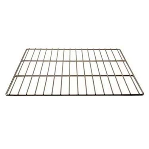 "Franklin Machine 140-1019 Wire Shelf for Garland Ovens & Ranges - 20.43"" x 25.75"", Nickel-Plated"