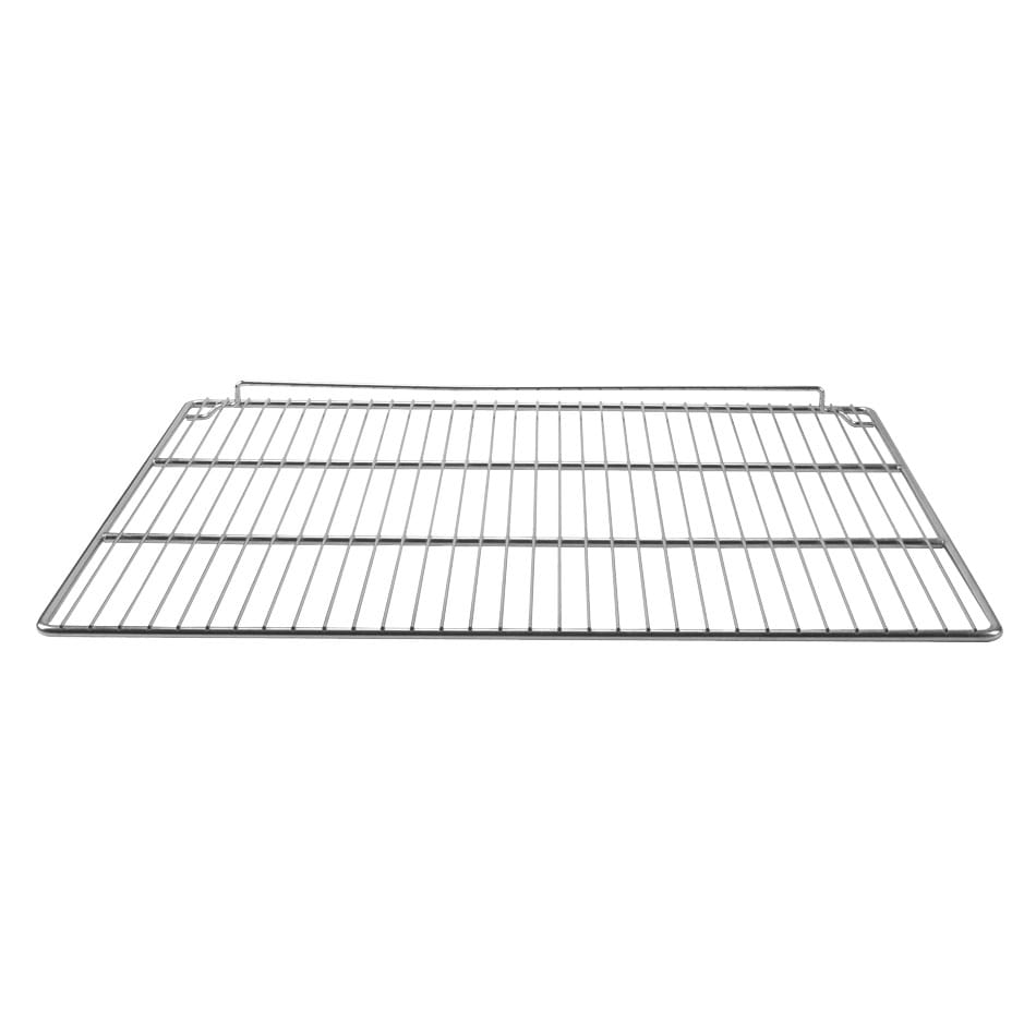 "Franklin Machine 140-1053 Wire Shelf for Wolf Ovens - 21.38"" x 29"", Nickel-Plated"
