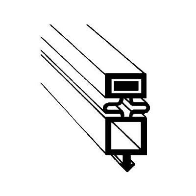 """Franklin Machine 148-1002 Gasket for Refrigerators & Freezers, 25.13"""" x 54.13"""""""